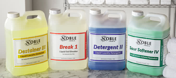 Noble Chemical Laundry Healthcare Products